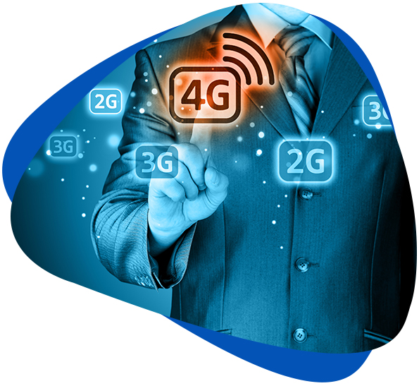 Get NBN™ internet plans with 4G backup and stay connected